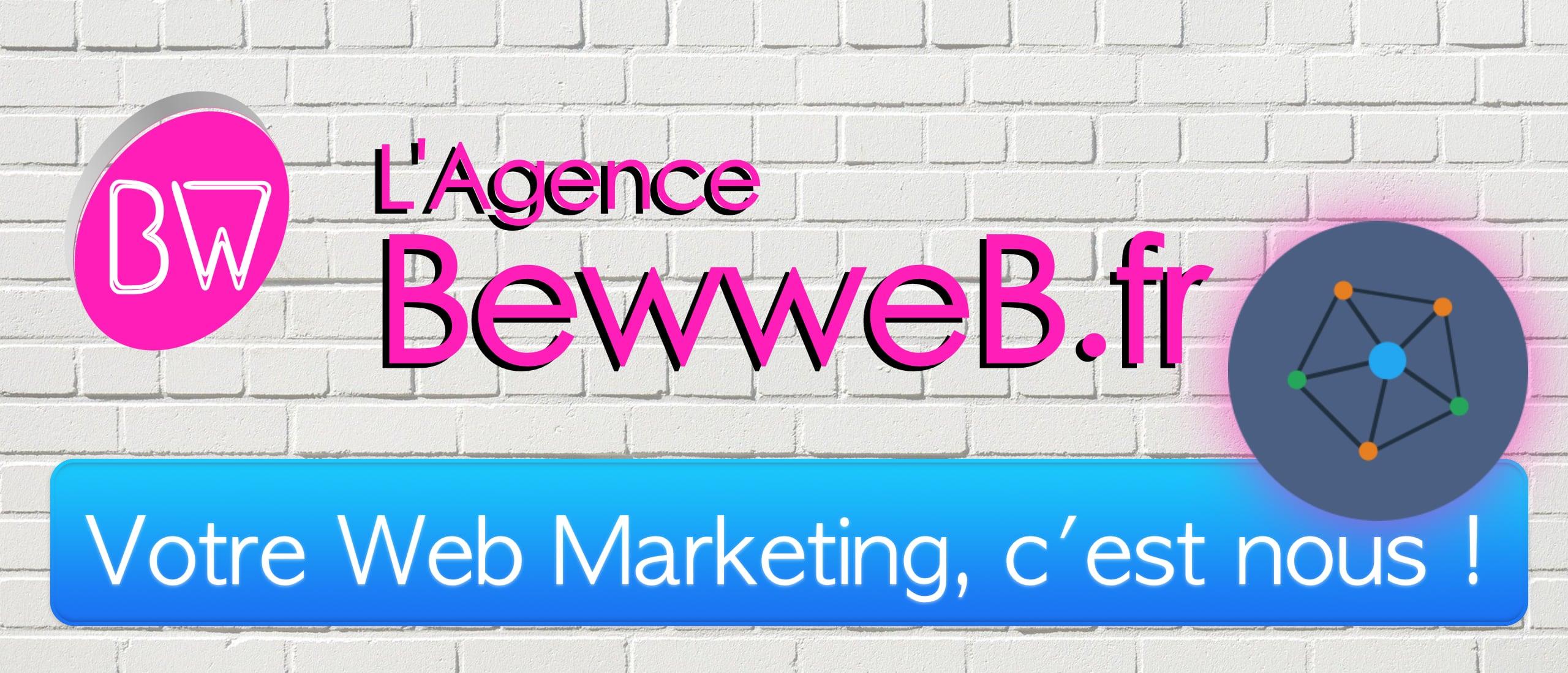Entête site BewweB.fr WebMarketing